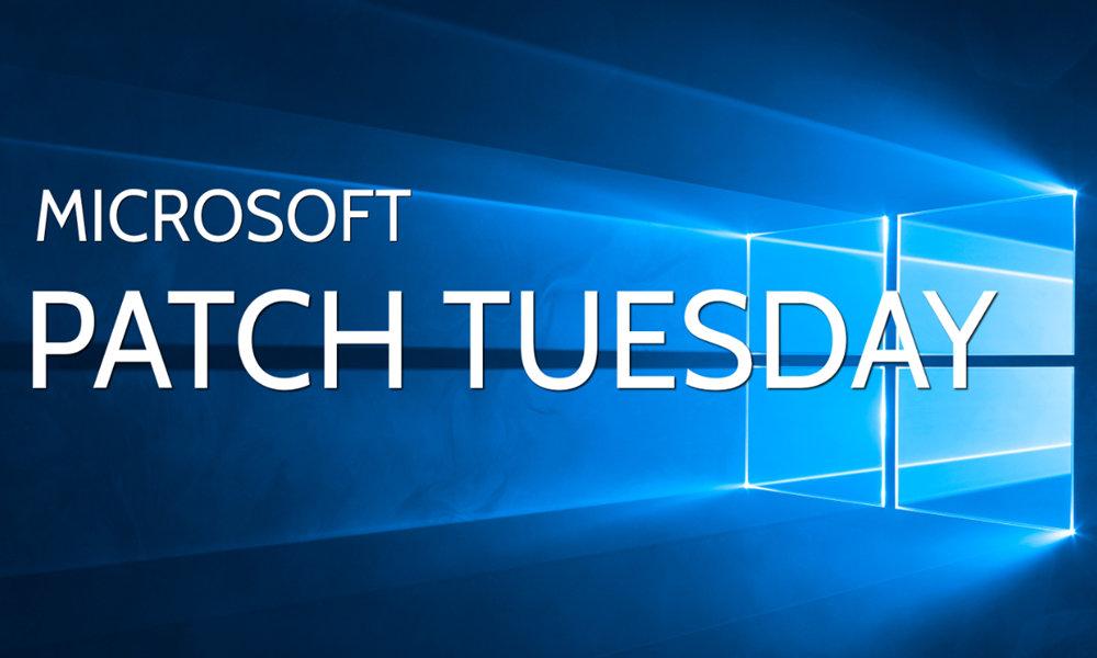 Parches Abril 2019 Microsoft