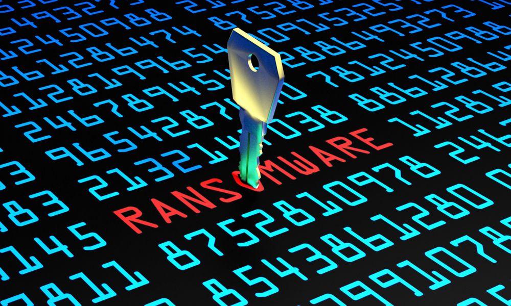 ransomware en empresas