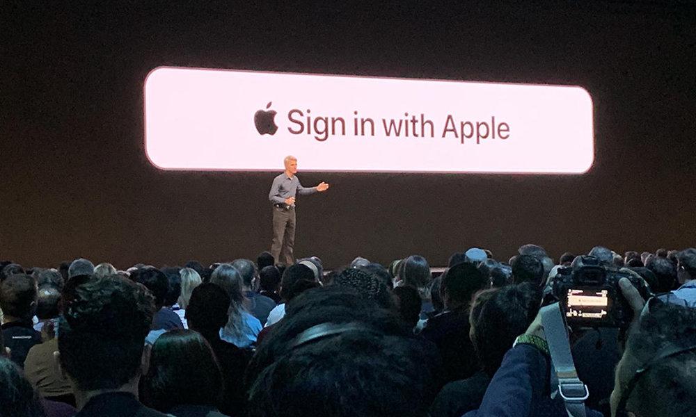 privacidad apple wwdc 2019