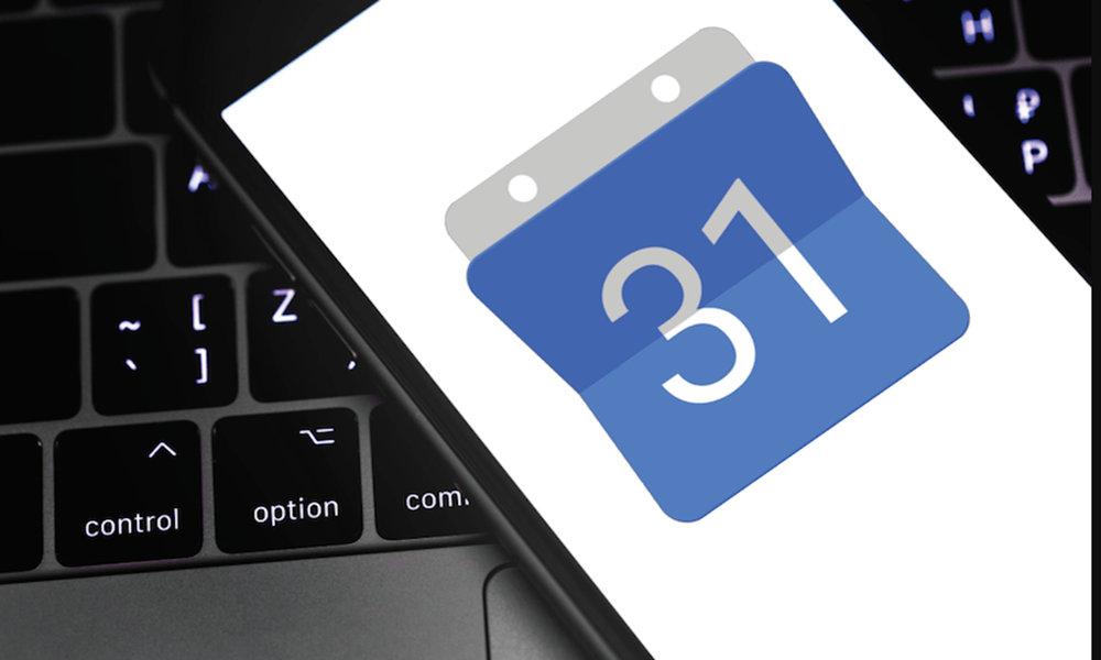 calendarios de Google