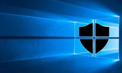 manipulaciones en Windows Defender