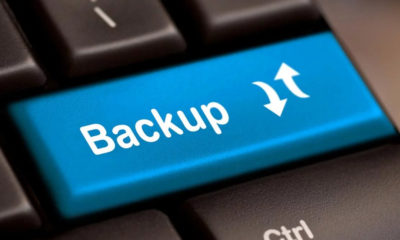 Backup en Windows