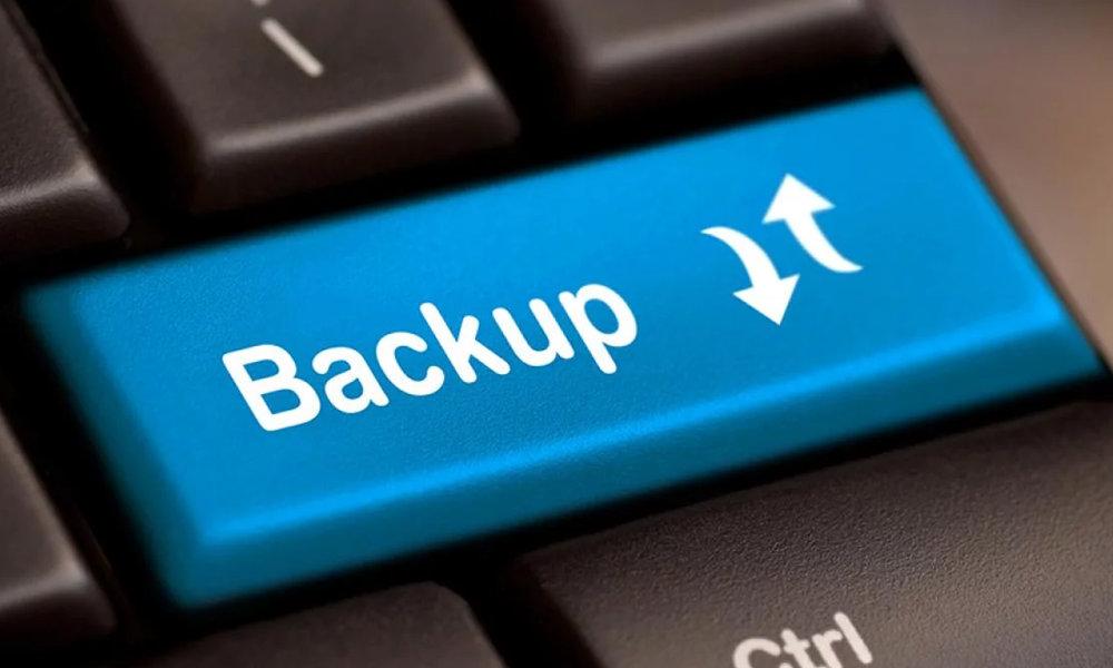 Backup en Windows
