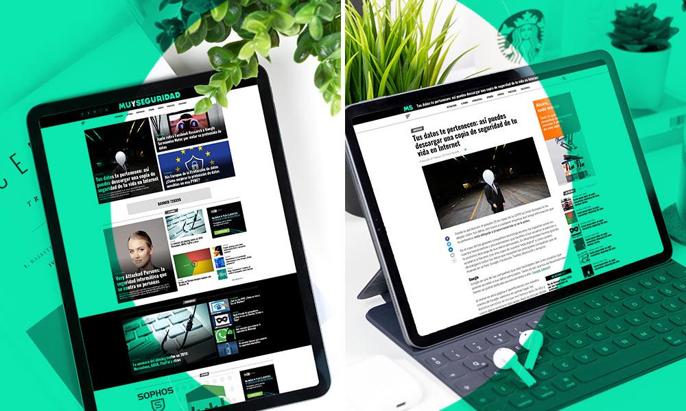 Bienvenidos al nuevo MuySeguridad: nuevo diseño, más contenido profesional 49