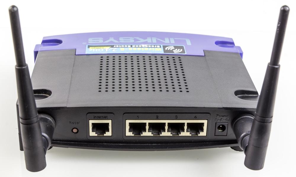 Router Linksys WRT54GL v1.1