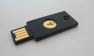 YubiKey 5 NFC: analizamos la llave FIDO2 más potente del mercado 45
