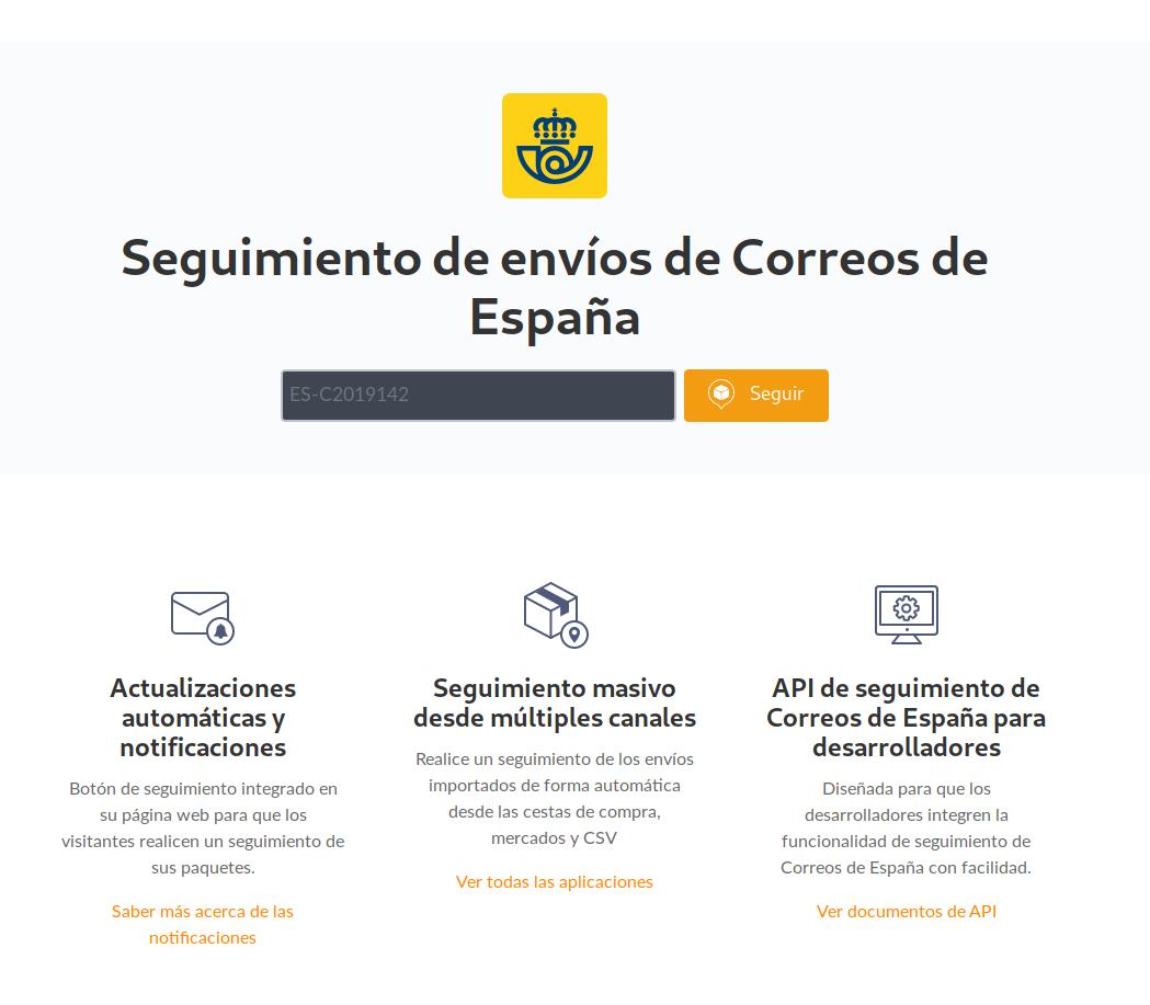 Scam Correos