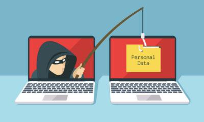 ataques de phishing