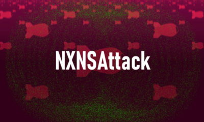 Una vulnerabilidad del protocolo DNS permite lanzar ataques DDoS a gran escala 55