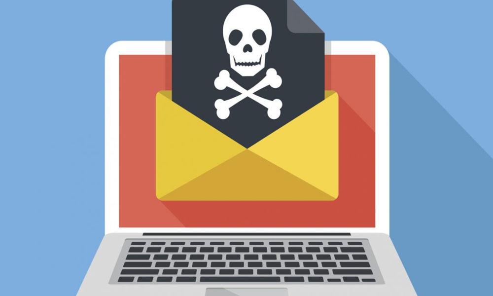 malware por correo electrónico
