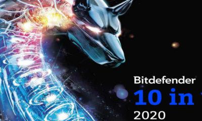 """Bitdefender """"10 in 10"""""""