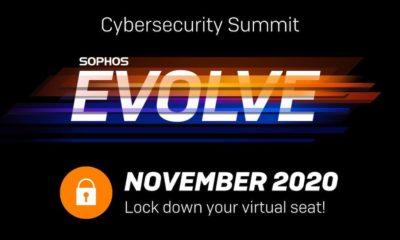 Sophos Evolve: tu cita con la seguridad informática 30