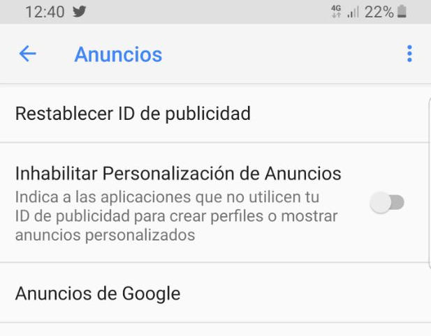 10 consejos para mejorar la privacidad de tu smartphone con Android 50