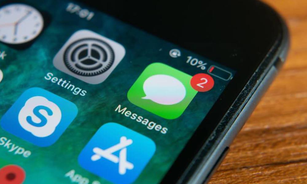iMessage BlastDoor en iOS 14
