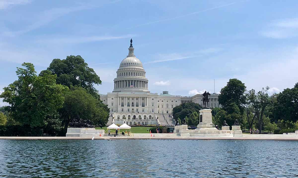 Asalto al Capitolio: también un problema de seguridad IT
