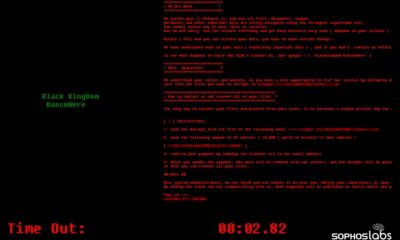 Black Kingdom: ransomware dirigido a Exchange