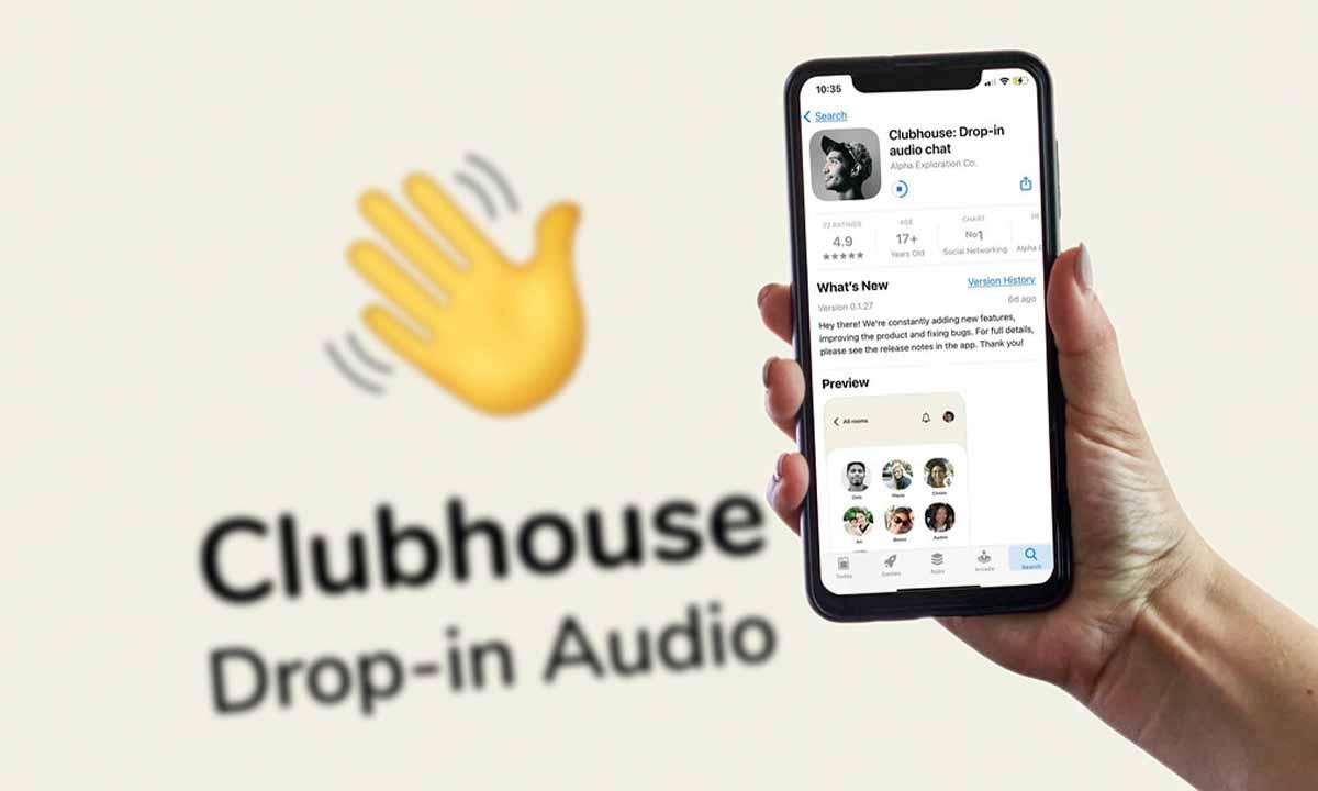 Expuestos datos de los usuarios de Clubhouse