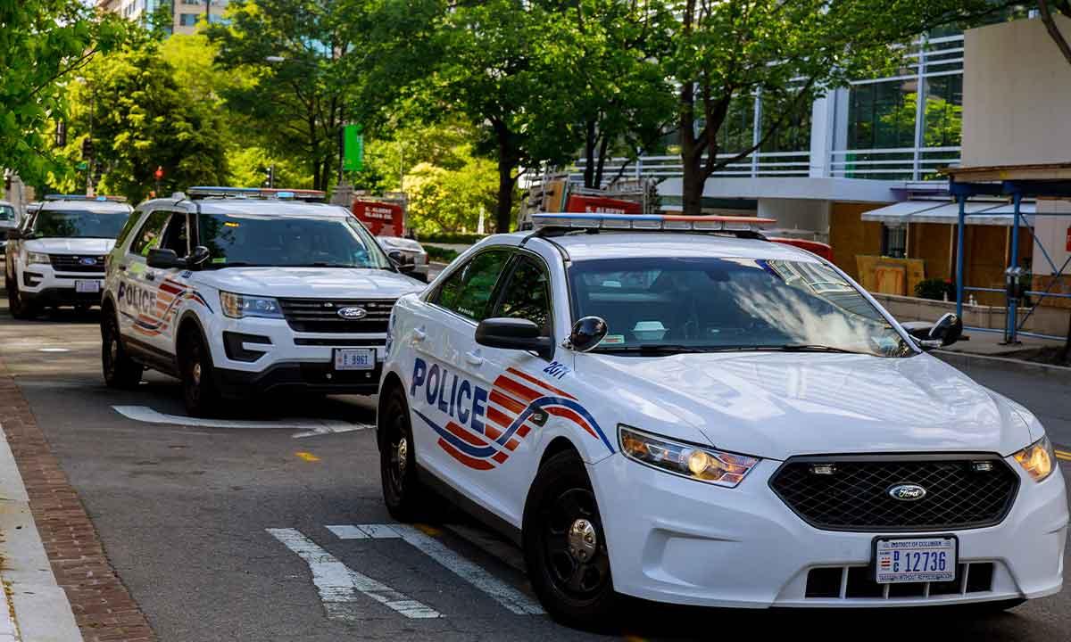 Babuk golpea a la Policia de Washington D.C.