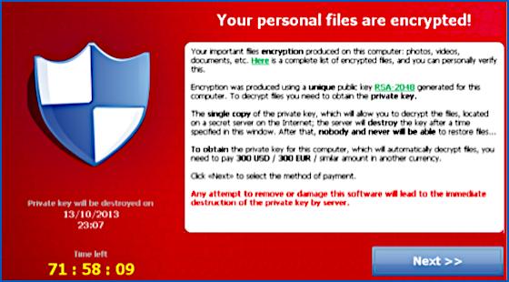 Ransomware: ¿pagar significa recuperar los datos?