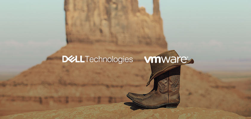 ¿Preparado para cazar a los villanos en tres pasos con Dell y VMware? 48