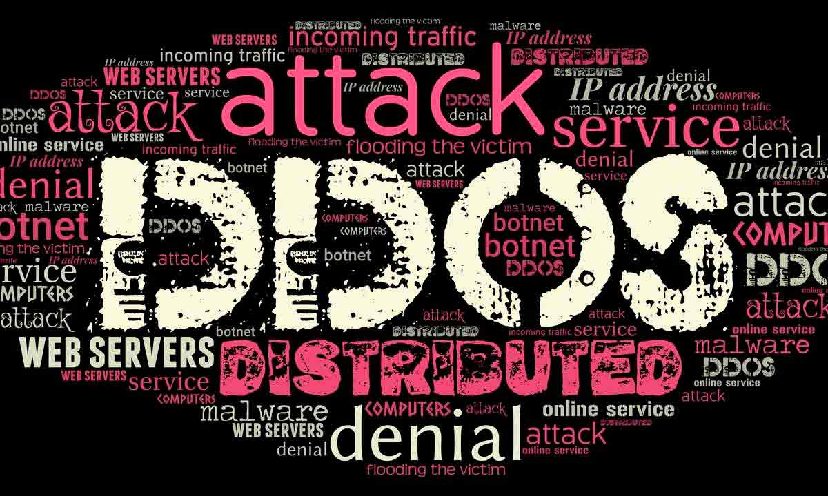 Los Ataques DDoS decaen a niveles prepandemia