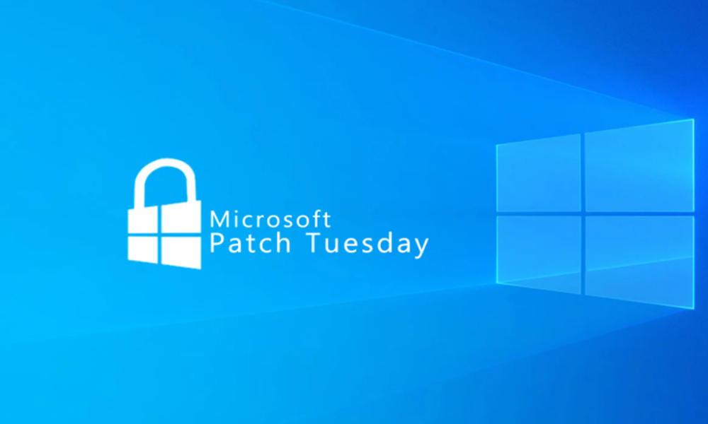 parches de seguridad Microsoft