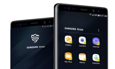 Samsung Knox protege la seguridad de los dispositivos móviles
