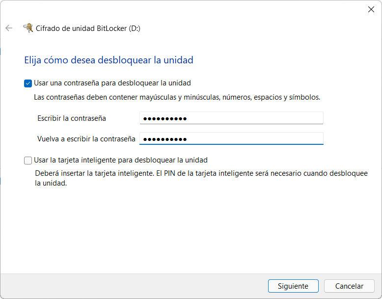Cómo activar BitLocker en Windows 11 52