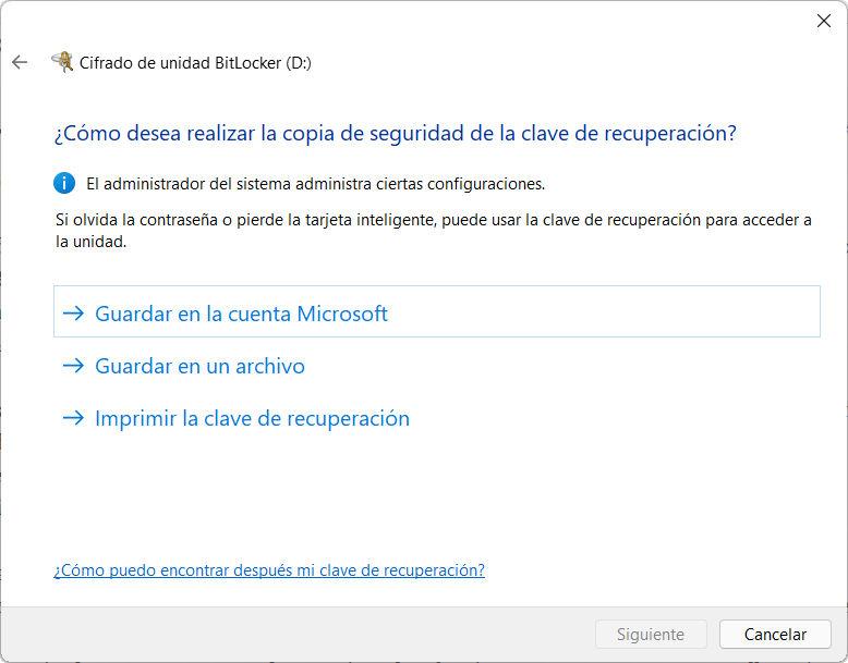 Cómo activar BitLocker en Windows 11 54