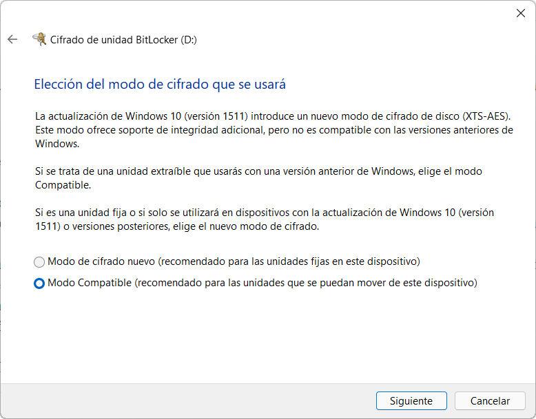Cómo activar BitLocker en Windows 11 58