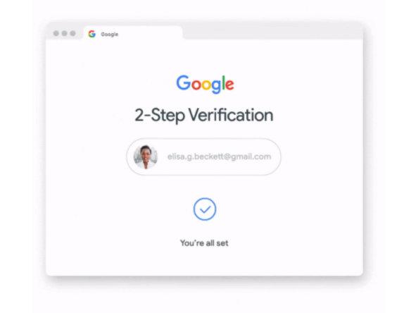 Google habilitará automáticamente 2FA para 150 millones de sus usuarios 48